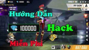 Hack KC FF – Cách Hack Kim Cương Free Fire 100% thành công