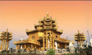 Mộng thấy đền chùa đánh số mấy, có ý nghĩa hung hay cát