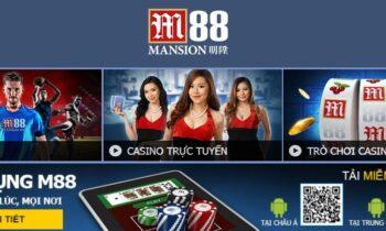 M88 – Nhà cái cá cược bóng đá hàng đầu Châu Á hiện nay